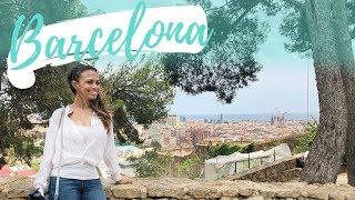 ✈️WHAT TO DO IN BARCELONA IN A WEEKEND ☀️🌴😎 | Sous-titré FR🇨🇭 | Legendado PT🇧🇷