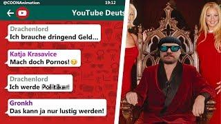 DRACHENLORD WIRD P****STAR! 😂 | YouTuber in einer WhatsApp Gruppe