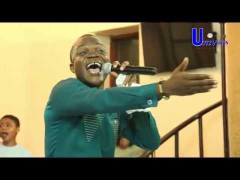 Eugene Zuta brings Heaven to Earth in Worship and Praises