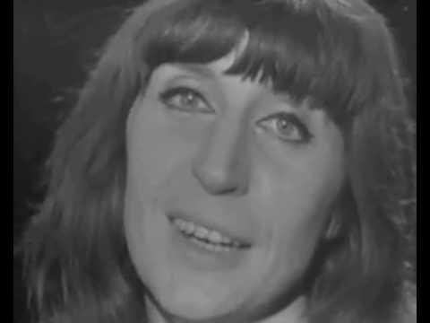 Anne Sylvestre - T'en souviens-tu, la Seine ? (télévision, 1965)