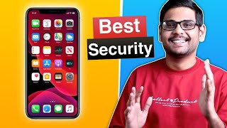 Why iPhone has Best Security??