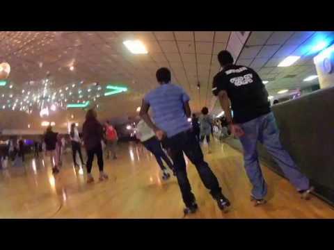 Skate Reflections shuffle skate