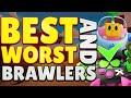 THIS TIER LIST WILL SURPRISE YOU!! | Brawler Tier List V1