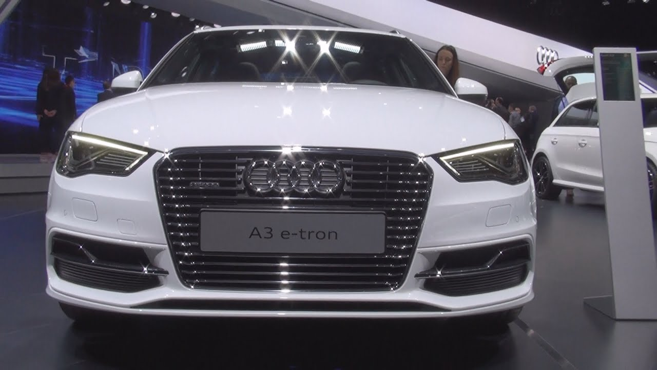 audi a3 ambition sportback e tron 1 4 tfsi s tronic 110 kw 2016 exterior and interior in 3d. Black Bedroom Furniture Sets. Home Design Ideas