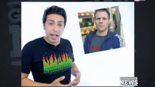 خالد الشريف في Goulou Buzz: من الويب إلى التلفزة و الإذاعة
