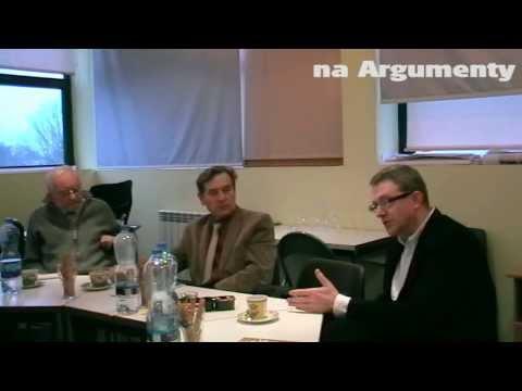 """Grzegorz Braun w redakcji """"Twojego Kuriera Regionalnego"""" (12.12.2013)"""