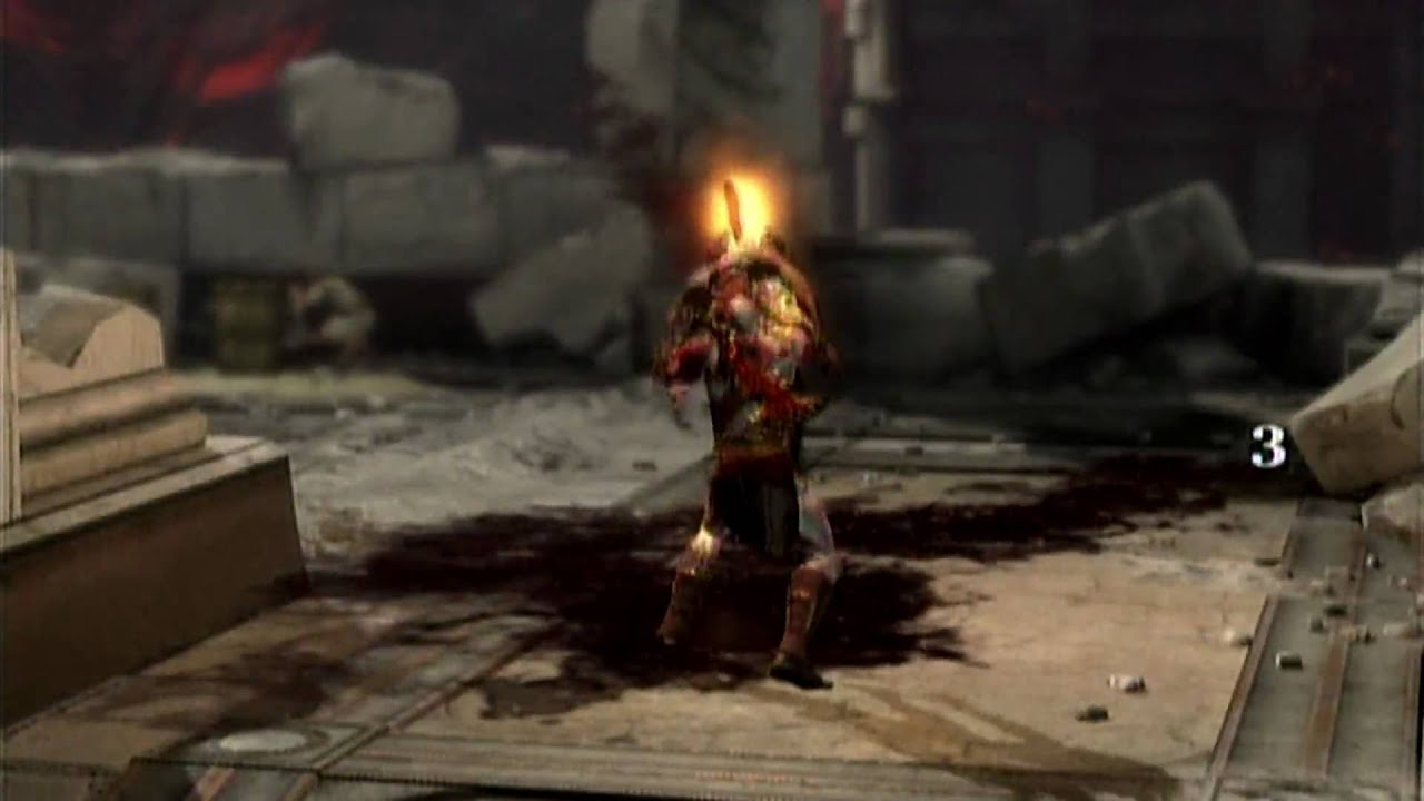 God Of War III - DEMO Now Downloadable From PlayStation Store