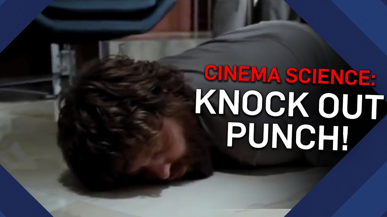 One Punch Knockout: Real or Fake? | Cinema Science | Brit Lab