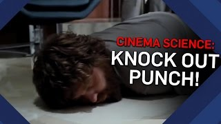 One Punch Knockout: Real or Fake?   Cinema Science   Brit Lab