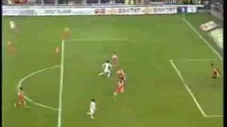 Türkiye 4 - 2 Isvicre