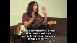 John Frusciante - Clínica de guitarra (2006) - Esp