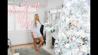 Christmas Home Tour 2018 Toni Interior Decorating For Christmas
