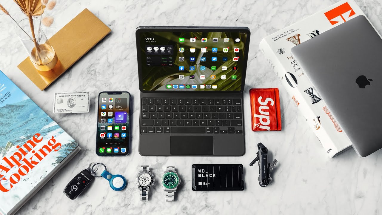 Download My Tech Everyday Carry 2021 (EDC)