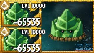 PvZ2 - Reinforce-mint Upgraded to Level 10000!