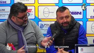 Eccellenza Girone B Valdarno-Colligiana 0-1 (TV1)