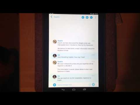 Android Skype Conversations Completely Deleting - Protecting User Privacy