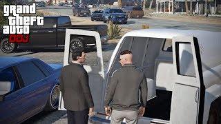 GTA 5 Roleplay - DOJ 180 - Smugglers (Criminal)