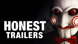 Repeat youtube video Honest Trailers - Saw