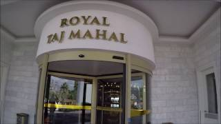 Royal Taj Mahal 5* UAI, Sidė