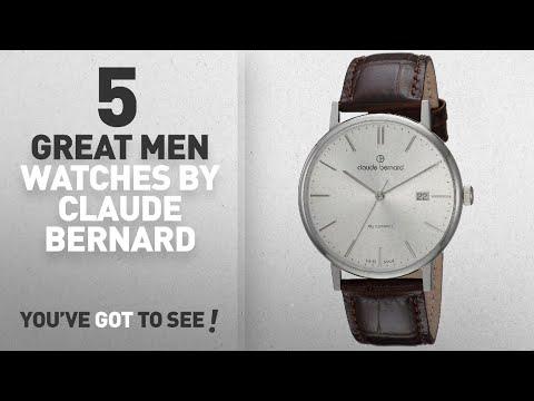 Top 10 Claude Bernard Men Watches [ Winter 2018 ]: Claude Bernard Men's 'Classic' Swiss Automatic