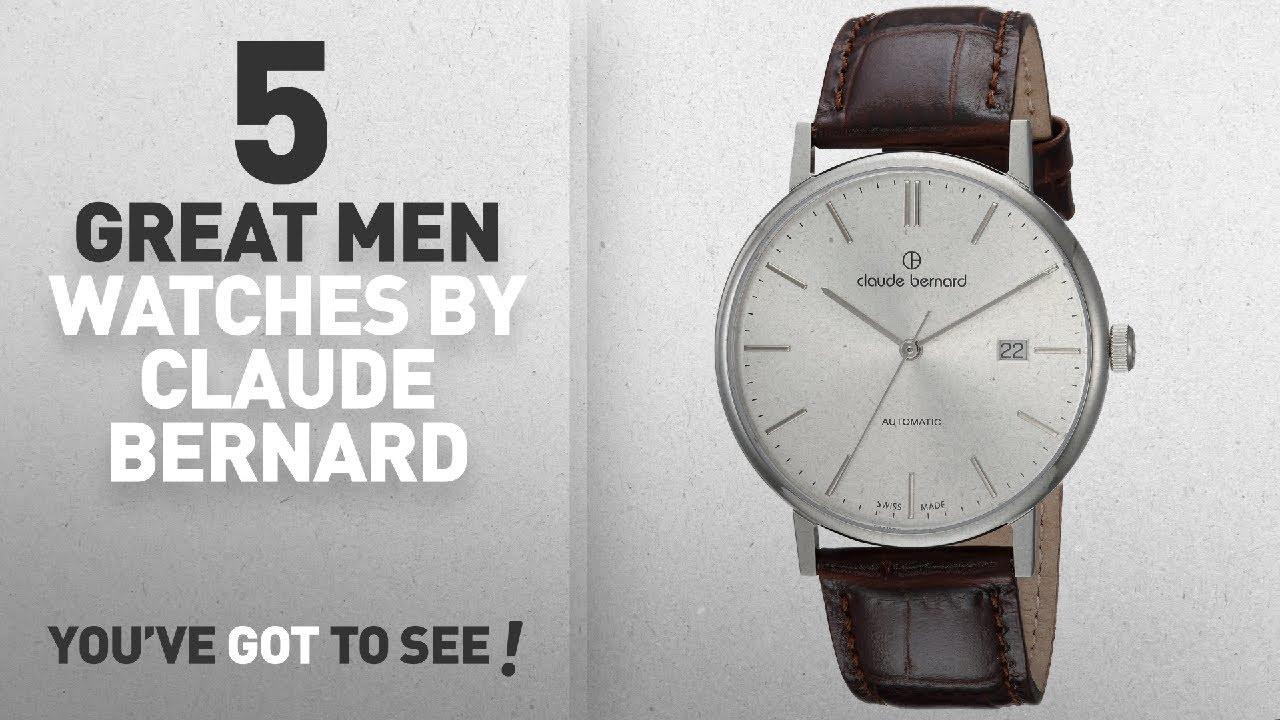 Top 10 Claude Bernard Men Watches   Winter 2018    Claude Bernard ... dc271680d13