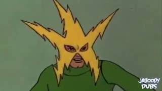 Spider Man hates Rhymes