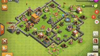 Clash of Clans:Recuperando dinero y elixir