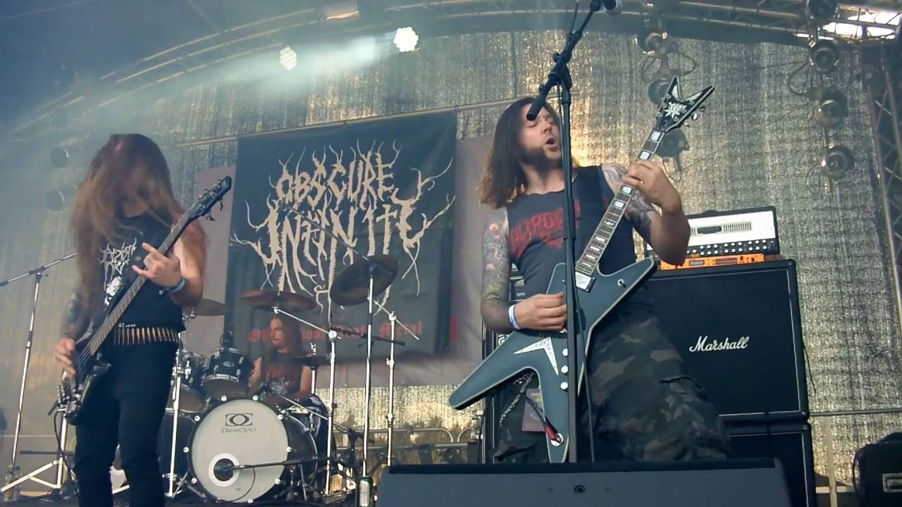 Obscure Infinity – Forlorn Wanderer [live/edited] @ Summer Breeze 2016 | Camel Stage