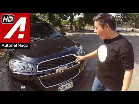 Review Chevrolet Captiva 2.0 Diesel (Part 1/2)