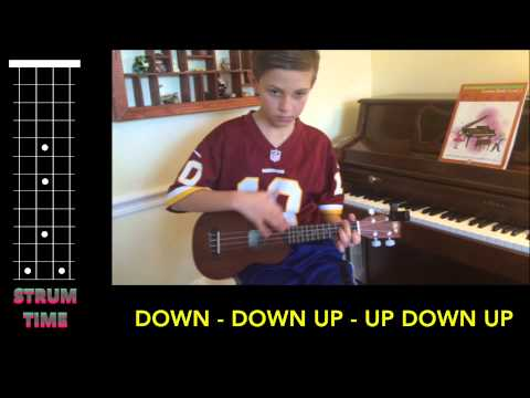 Sweet Home Alabama - Ukulele Play-Along for Beginners