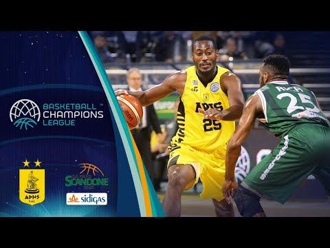 Aris v Sidigas Avellino - Highlights - Basketball Champions League 2017-18