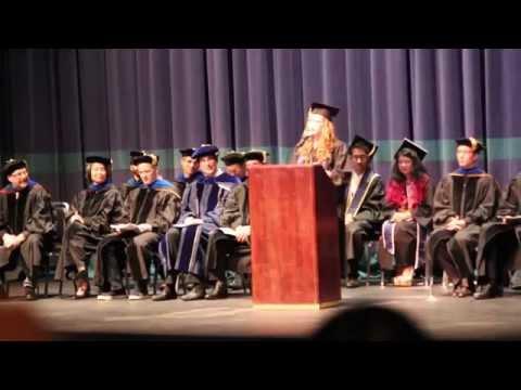"UC Berkeley CS Grad Commencement 2015 - ""Hello world!"""
