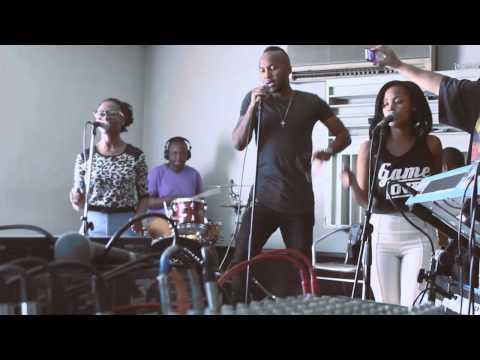 Vusi Nova - Thandiwe Live Reheasal @ Muthaland/Ghetto Ruff