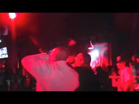 Doin a Show @ Lone Star Club, ft worth, Dj Panic Bday part1