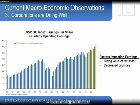 Web Seminar: First Long Island Investors Mid Year Market Update - August 6, 2015