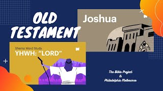 Joshua & WORD: Lord | Episode 8 | The Bible Project