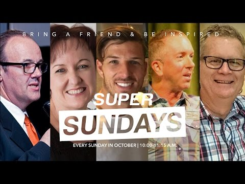 The ROCKS Church Perth - Super Sundays Part 4: Mark Pomery - The Answer That Changes Everything