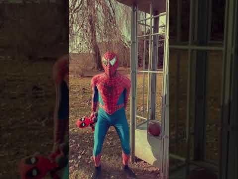 Download Spiderman Vs. Deadpool Pt. 6 #shorts