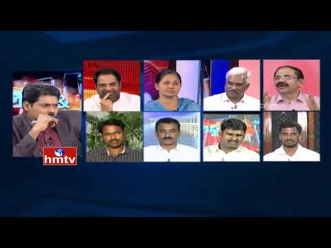 Left and Right | Debate On Student Elections In Universities | Discussion with VK | Part 1