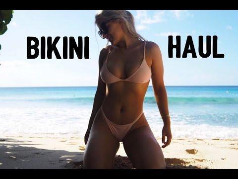 BIKINI HAUL   Try On & Review