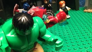 Marvel's: Avengers Age Of Ultron Trailer #3 - in LEGO