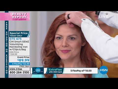 HSN | Beauty Report with Amy Morrison. http://bit.ly/2RvqqKz