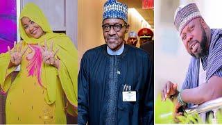 Abubuwan mamakin da Hadiza Gabon tayi akan Shugaba Buhari