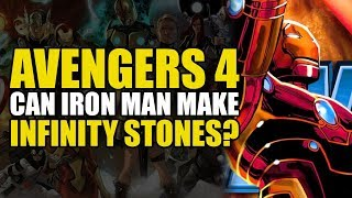 Avengers 4: Can Iron Man Make Infinity Stones?