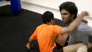 abhishek vs rohan draw 28102011