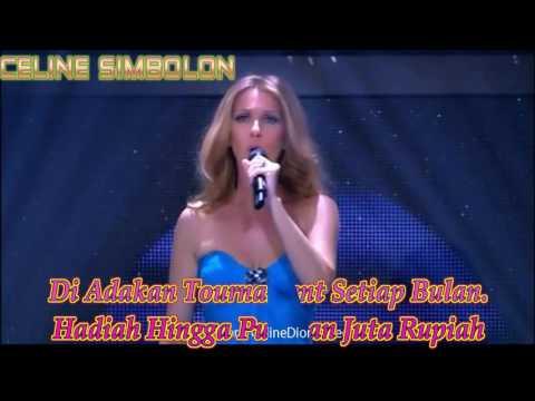 Celine Dion Boru Panggoaran