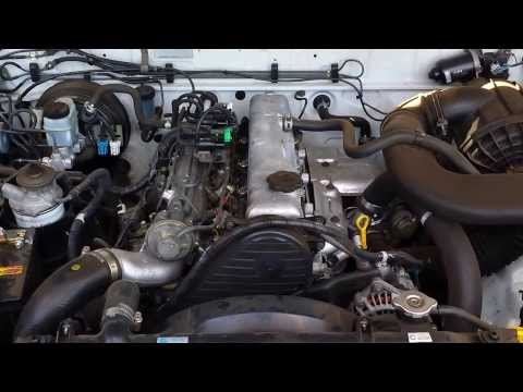 Mazda Bounty 2006, 2.5 L WL -(2,499cc) - Turbodiesel - 86kW