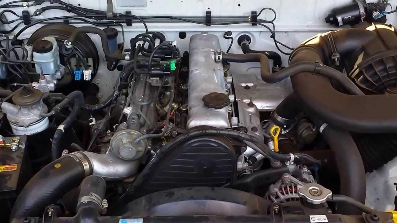 Ford Ranger 30 Engine Diagram