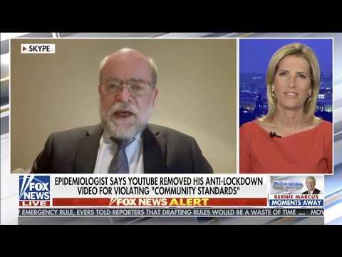 Dr. Knut Wittkowski Says Bonkers Shit On Laura Ingraham's Show (May 18, 2020)