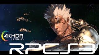 4K HDR ReShade   Asura's Wrath : Episode 1 Gameplay   RPCS3   OpenGL   0.0.5-7195